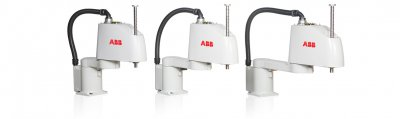 ABB IRB 910SC robot for fast point-to-point movements