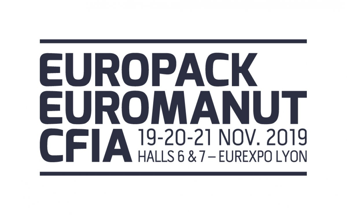 Europack Euromanut CFIA - The exhibition of handling, packaging and process