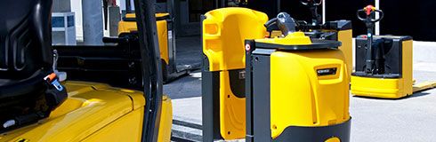 Forklifts, Stacker trucks