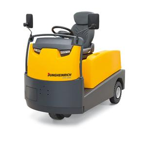 Jungheinrich expands its range of handling tractors