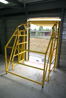 Safety gate - Type P