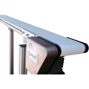 Somefi launches the first telescopic vertical rolling conveyor