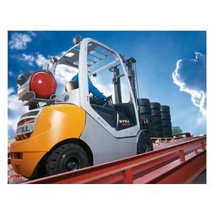 The STILL RX70 thermal forklift, a commitment to sustainable economy