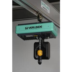 VERLINDE offers a new hollow profile for its family of aluminum handling rails EUROSYSTEM ALU