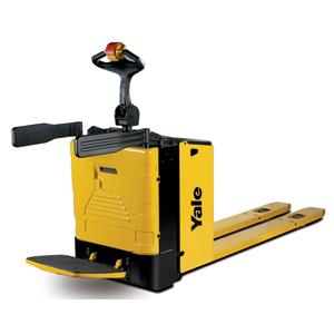 Yale Europe Materials Handling Launches New Electric Pallet Truck